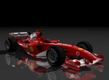 Assetto Corsa Ferrari F2004