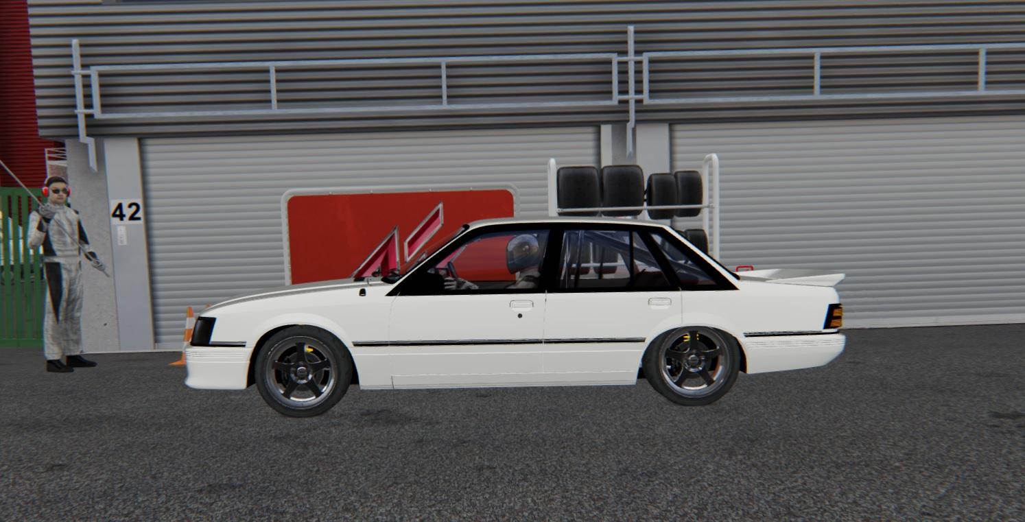 Assetto Corsa Holden VK Commodore