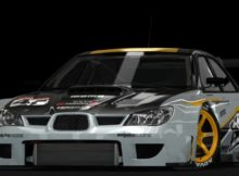 Assetto Corsa Subaru Imprez Time Attack Car