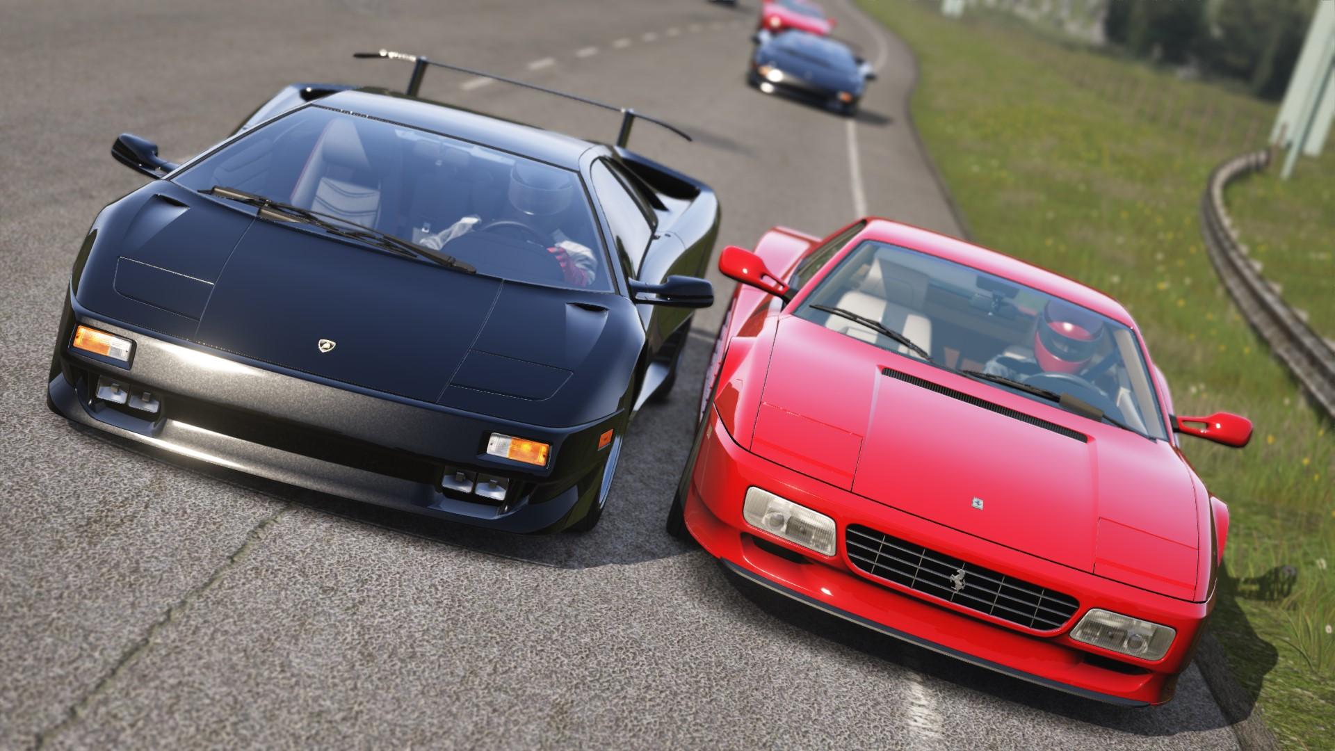 Assetto Corsa NFS Tournament Class A