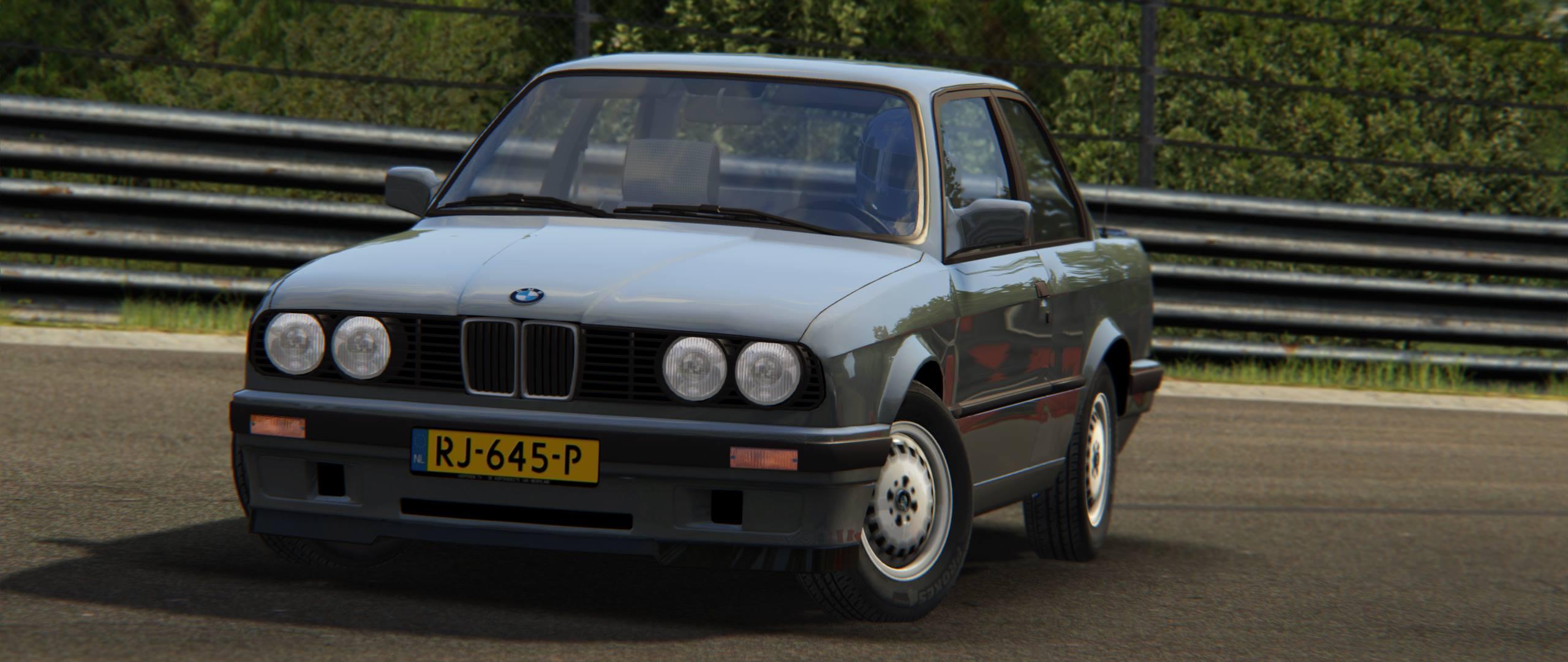 Assetto Corsa BMW E30 325i Coupe