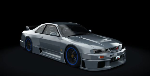Assetto Corsa Nismo R33 GT-R LM Download