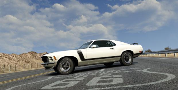 Assetto Corsa Mustangs